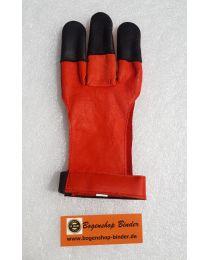Handschuh Hunter ROT