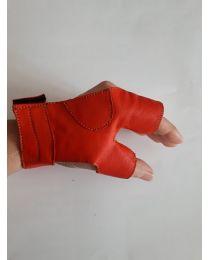 Bogenhandschuh PAKI COLOR Lederhandschuh für die Bogenhand