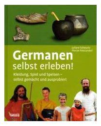 Buch Germanen selbst erleben
