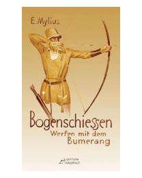 Buch Werfen mit dem Bumerang