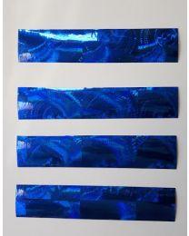 Arrow Cresting Design BLUE MOON PFEILCRESTING 15x3,5 cm 3er Pack