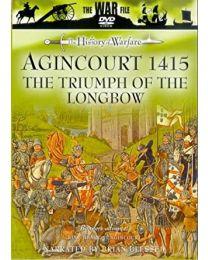 DVD History of Warfare -  Agincourt 1415 - the Triumph of the longbow