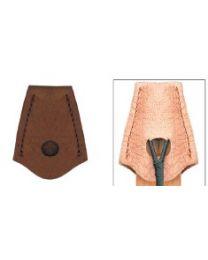 Endenschutz Leder Bow Tip Protector