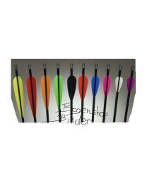 Plastik Fletches parabol