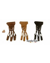 Handschuh RikyBow Hunter medium nubuc