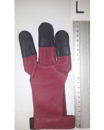 Handschuh Hunter BEERE L