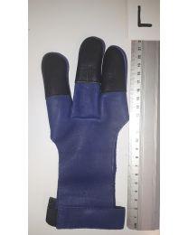 Handschuh Hunter BLAU L