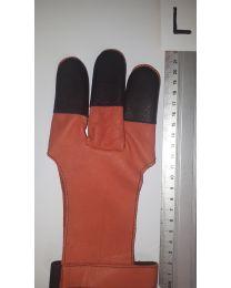 Handschuh Hunter ROT L