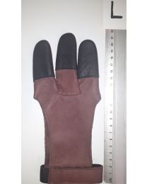 Handschuh Hunter WEINLAUB L