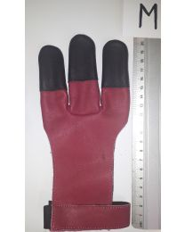 Handschuh Hunter BEERE M