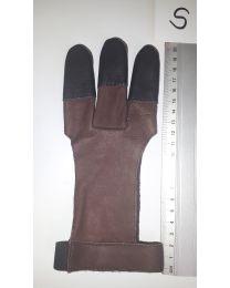 Handschuh Hunter BEERE S