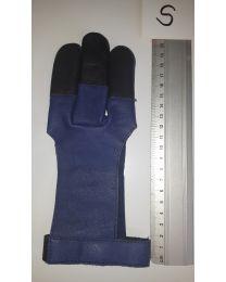 Handschuh Hunter BLAU S
