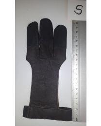 Handschuh Hunter DUNKELBRAUN S