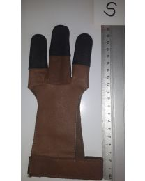 Handschuh Hunter HELLBRAUN S