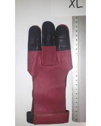 Handschuh Hunter BEERE XL