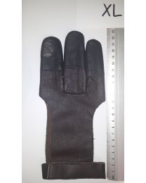 Handschuh Hunter DUNKELBRAUN XL