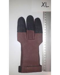 Handschuh Hunter WEINLAUB XL