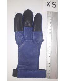 Handschuh Hunter BLAU XS