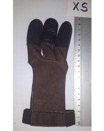 Handschuh Hunter MARRONE XS
