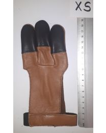 Handschuh Hunter NOUGAT XS