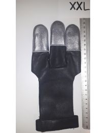 Handschuh Hunter BLACK SILVER XXL