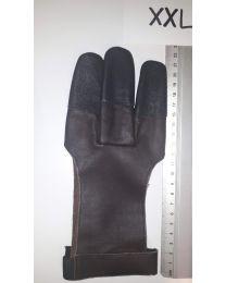 Handschuh Hunter DUNKELBRAUN XXL