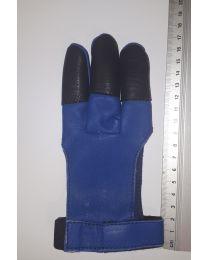 Handschuh Hunter BLAU XXS