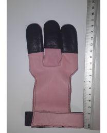 Handschuh Hunter ROSArot XXS