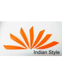Feder gestanzt alle Farben INDIAN STYLE Naturfedern rw
