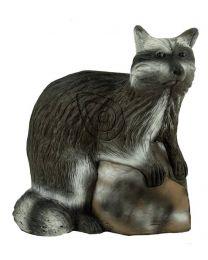 Leitold 3D-Ziel Tier Waschbär