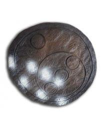 Leitold  3D Ziel Wechselmitte - universal Insert für Truthahn balzend